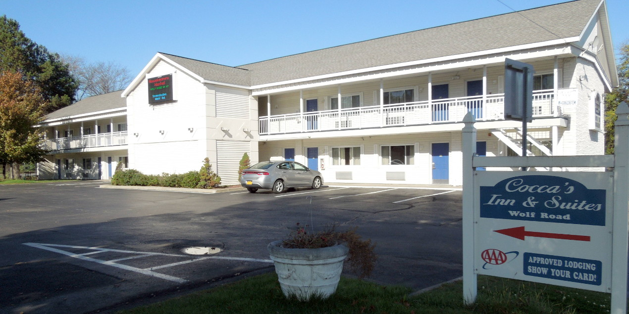 Cocca's Inn & Suites